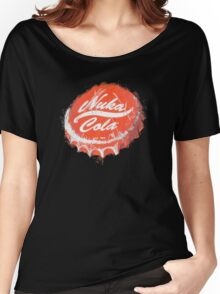 Fallout Nuka Cola Cap Women's Relaxed Fit T-Shirt