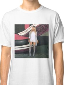 Alissa Violet 3 Classic T-Shirt