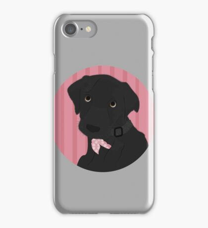 Miss Mia Mitchell iPhone Case/Skin