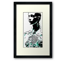 Looking To A New Day Framed Print