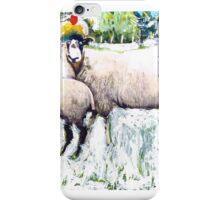 BA ------SNOW! iPhone Case/Skin