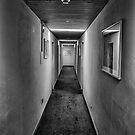 Indoor Alley by Omar Dakhane