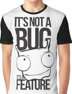 its a feature Graphic T-Shirt