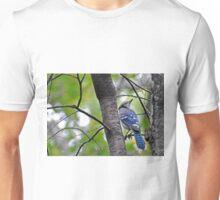 Blue Jay 1 Unisex T-Shirt