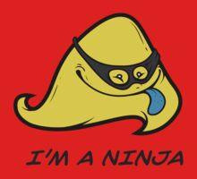 I'M A NINJA Kids Clothes