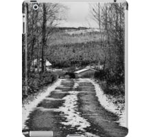 First Snow III iPad Case/Skin