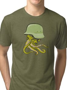Warsquid Tri-blend T-Shirt