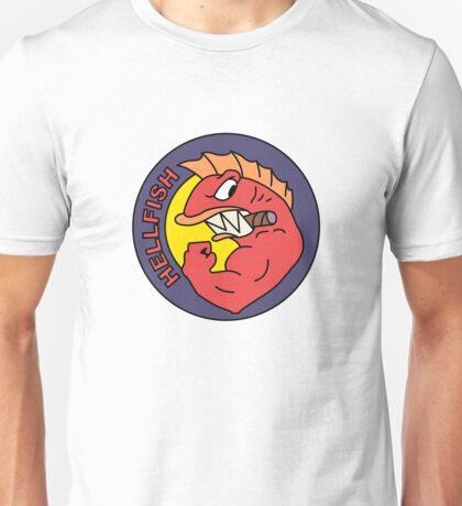 The Flying Hellfish Unisex T-Shirt