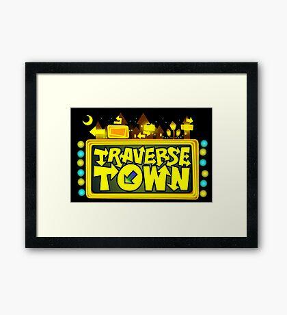 traverse town Framed Print