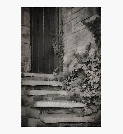 The Forgotten Door Photographic Print