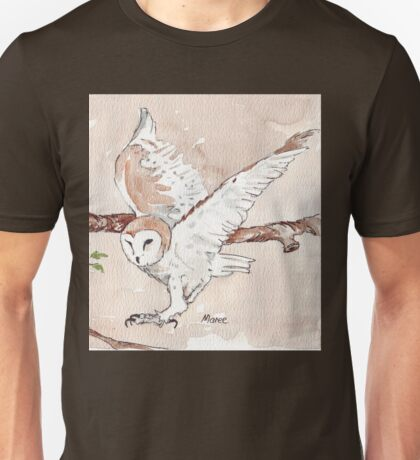 My Barn Owls (male) Unisex T-Shirt