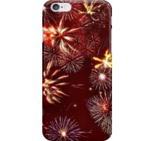 Bursting into the New Year iPhone Case/Skin