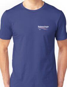Bernie Balenciaga 2017 - small vers Unisex T-Shirt