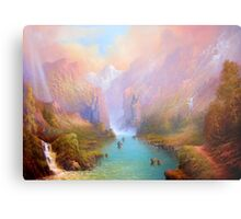 The Great River Metal Print