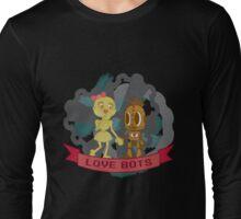 Love Bots Long Sleeve T-Shirt