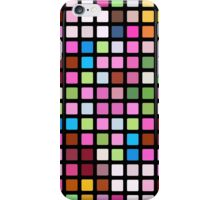 Repetitive elements iPhone Case/Skin