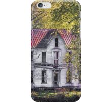 Departed iPhone Case/Skin