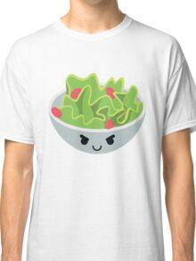Salad Emoji Naughty and Cheeky Classic T-Shirt