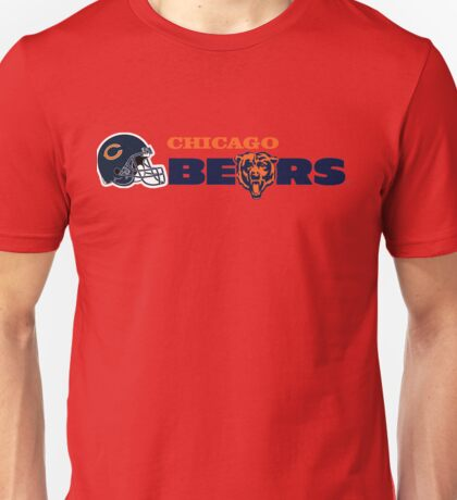 Chicago Bears Football Team Unisex T-Shirt