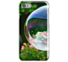 Bubbles are Beautiful iPhone Case/Skin