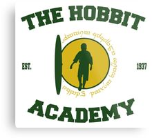 The Hobbit Academy Metal Print