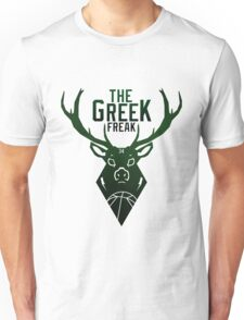 The Greek Freak Unisex T-Shirt