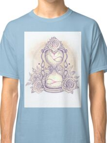 Hourglass and Roses Classic T-Shirt