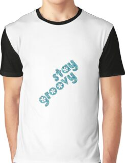Groovy Graphic T-Shirt