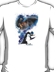 Batman and Penguin T-Shirt