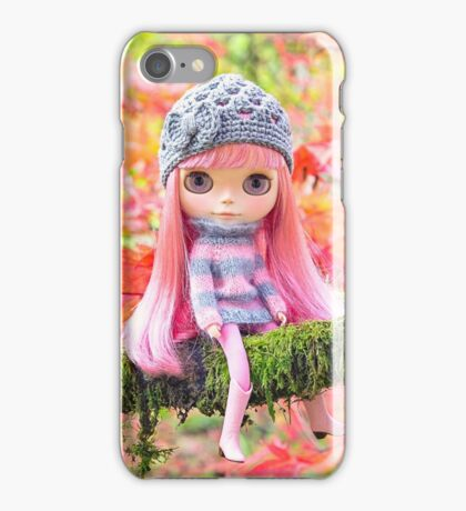 Fabulous view from up here! iPhone Case/Skin
