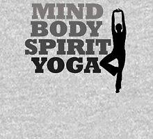 mind body spirit yoga Tank Top
