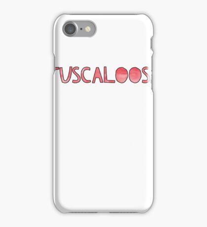 Tuscaloosa Alabama iPhone Case/Skin