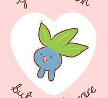 Oddish Valentine V2 by Steph Hodges