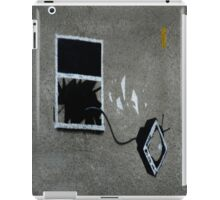 Out the window iPad Case/Skin