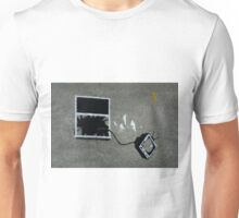 Out the window Unisex T-Shirt