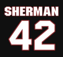 NFL Player Anthony Sherman fortytwo 42 by imsport