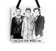 doctors Tote Bag
