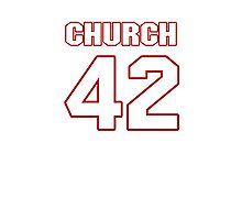 NFL Player Barry Church fortytwo 42 Photographic Print
