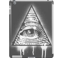 Eye of Providence Graffiti iPad Case/Skin