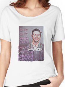 SHIA LABEOUF Women's Relaxed Fit T-Shirt