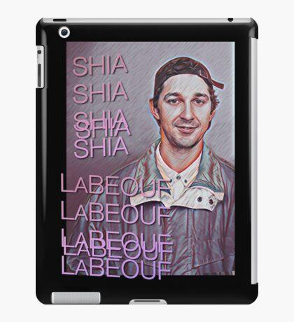 SHIA LABEOUF iPad Case/Skin