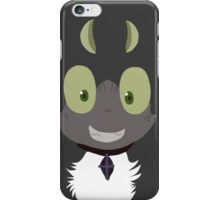 Kuro Face iPhone Case/Skin
