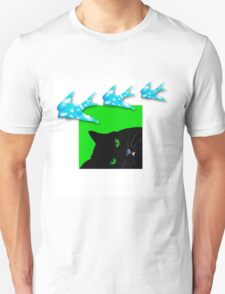 Dreamy Cat Unisex T-Shirt