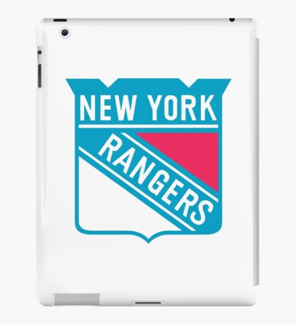new york rangers iPad Case/Skin