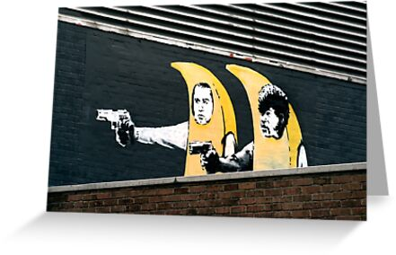 Banana Pulp Fiction  by areyarey