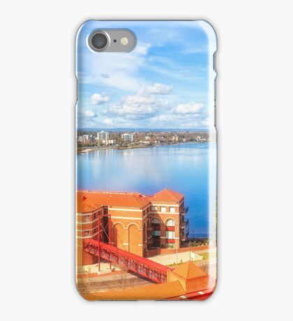 South of the Brewery, Kings Park, Perth iPhone Case/Skin