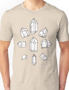 crystal collection Unisex T-Shirt