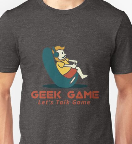 Let´s Talk Game Unisex T-Shirt