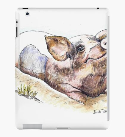 Mud Bath iPad Case/Skin