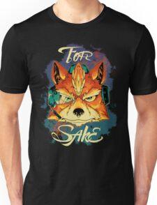 For Fox Sake! Unisex T-Shirt